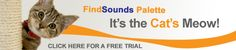 Search the web for sound (Ignore the cat meow , it was the only pinnable image)