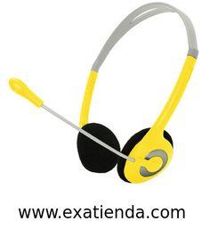 Ya disponible Auricular + mic Approx amarillo/gris   (por sólo 11.99 € IVA incluído):   -Auriculares Ultraligeros Estéreo Amarillo -Cascos auriculares stereo ultraligeros de diadema ajustable con micrófono integrado en el brazo flexible. -Disponibles en varios colores actuales. -Cable de 2 metros que incluye control de volumen. -Para Pc o portátil.  • Con 2 conectores jack stereo de 3,5 mm para la conexión a su PC/ portátil • Cable de 2 metros • Regulador de volum