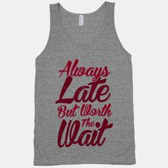 Lol i am always always always late Hmmm I have someone I could get this for for Christmas