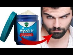 how to use vicks vapor rub for beard growth Many people Vicks Vapor Rub can help beards grow better and thicker Before we have a look at the science b. Beard Growing Tips, Beard Hair Growth, Best Beard Growth, Vicks Vaporub, Beard Styles For Men, Hair And Beard Styles, Justin Timberlake, Vicks Vapor Rub Uses, Moda Masculina