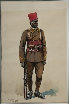 french army 1940 senegalese rifleman pin by paolo marzioli cao office agoogle moscowa