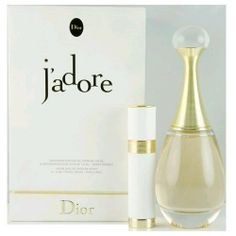 J'Adore by Christian Dior Jadore for Women Gift Set - 3.4 oz Eau ...
