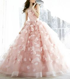Fashion Evening Gowns Dresses Sweetheart Neckline Hand Made Flowers Pleats Ball Gonw Pink Prom Dresses Arabic Pink Prom Dresses, Quinceanera Dresses, 15 Dresses, Pretty Dresses, Beautiful Dresses, Fashion Dresses, Wedding Dresses, Beautiful Evening Gowns, Disney Princess Dresses