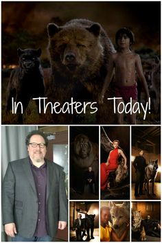 The Jungle Book is in theaters today! Before you see the movie, check out our movie review, exclusive interview with Jon Favreau & fun family printable pages!