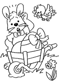 Easter Coloring Pages | ... coloring pages free easter coloring pages 2 free…