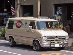 Chevy Van Gmc Trucks, Pickup Trucks, Chevrolet Van, Gmc Vans, Chevy Express, General Motors, Old School Vans, Land Rover Defender, Vanz