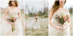 Wonderfully Rustic & Whimsical: Styled Wedding Inspiration