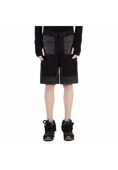 MONOCHROME - Panelled Shorts