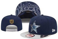 b8ad5fa0c NFL Dallas Cowboys Snapback Classic Retro Brim Under Logo Pattern