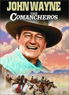 THE COMANCHEROS New Sealed DVD John Wayne