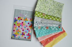 Jewel Box quilt pattern by Color girl quilts with RJR fabrics
