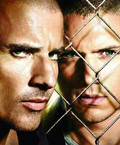 Prison Break - Wentworth Miller and Dominic Purcell will reprise their roles in Prison Break on Fox SOON!