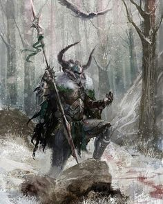 .Lord Sigewulf Stark; Lord of Nilfgaard