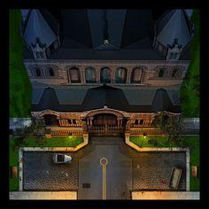 Church tile for boardgame by Erebus74.deviantart.com on @deviantART