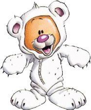 Pimboli the Polar Bear