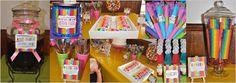Create + Celebrate Art Party! | Abbey Malcolm