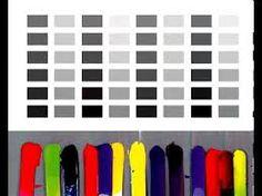 """Résultat de recherche d'images pour """"Nuancier peinture gris 28 teintes pour toute la maison"""""""