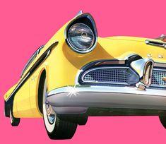 Plan59 :: Classic Car Art :: Vintage Ads :: 1956 DeSoto