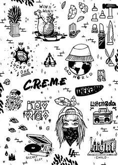 Best tattoo girl old school flash art ideas Flash Art Tattoos, Body Art Tattoos, New Tattoos, Small Tattoos, Girl Tattoos, Tattoos For Guys, Sailor Tattoos, Arabic Tattoos, Dragon Tattoos