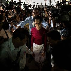 In Myanmar formerly known as Burma the National League for Democracy headed by adored Nobel Peace Prize laureate Aung San Suu Kyi has proclaimed itself the landslide winner of Sundays parliamentary elections with 70% of the votes counted so far writes TIMEs correspondent Hannah Beech. If the figure holds it is the kind of dominance that would enable the NLD to form a government  as long as the military and its proxy party are willing to accept the results. As of early next year when the new…