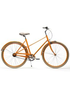 If ever there was a hill-friendly city bike, this eight-speed, easy-shifting ride is it.