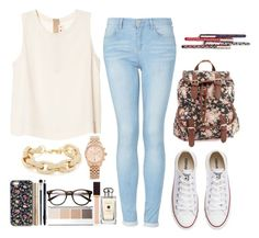 """Back to school .."" by maevadirectioner ❤ liked on Polyvore"
