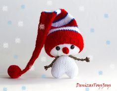 """Купить Мастер класс """"СердеШный СнеговиЧок"""" - белый, снеговик, зима, Новый Год, рождество"""
