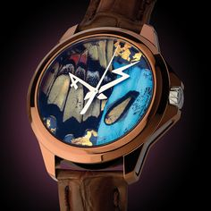 ArtyA Son of Earth Butterfly Mechanical Automatic Watch - For more information please: http://www.boxfox1.com/2016/04/artya-son-of-earth-butterfly-mechanical.html