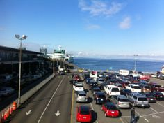 Seattle Ferry Terminal