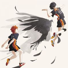 Haikyuu! - Hinata and the Small Giant