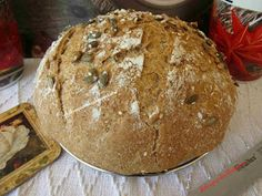 Food And Drink, Cooking Recipes, Tasty, Breads, Simple, Bread Rolls, Chef Recipes, Bread