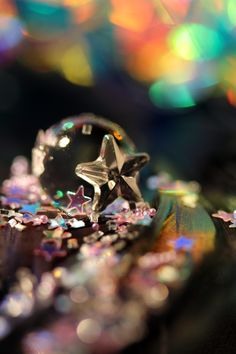 Sparkly twinkly stars