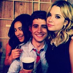 Pretty Little Liars – Behind The Scenes