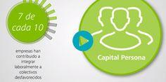 VIDEO sobre valor social 2015: II Informe del impacto social de las empresas de Fundación SERES. #RSE #RSC #Economia_Social #Empresa_Responsable