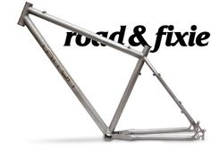 Custom Titanium bicycles, unicycles and components Bicycles, Bicycle, Bike, Bicycling
