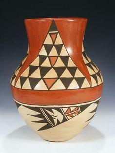 Jemez Pueblo de la cerámica por Juanita Fragua - PuebloDirect.com - 1