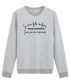 Sweat Style, Avec Moderation, Mode Harry Potter, Cool T Shirts, Tee Shirts, Beau T-shirt, School Fashion, Graphic Sweatshirt, Lol