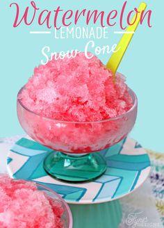 Watermelon Lenoaid frozen treats- one simple ingredient! #pcsummer