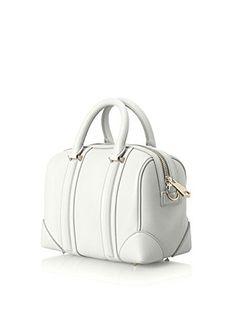 Givenchy Women's Mini Lucrezia Satchel, White