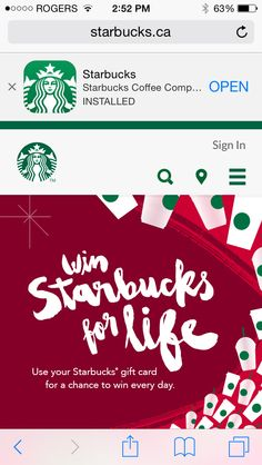 Starbucks Gift Card, Starbucks Coffee, Christmas Sweaters, Day, Cards, Gifts, Presents, Christmas Jumpers, Map
