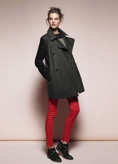 Ready for the autumn. Masculine coats