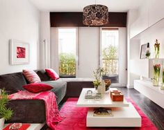 The living room may be the most important room in your home, since this is the place where you welcome your guests. So, you should decorate it in the best way possible to make them