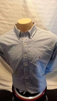 Ralph Lauren Button Down dress shirt BEST OFFER