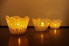 Three simple ways to make luminaries, decorative holiday lighting.