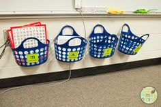 Blog Hoppin' Teacher Week {2014} - WHY - Prepping for the Primary Gridiron