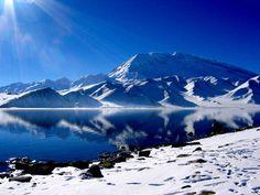 Lake Karakul, Xinjiang, China