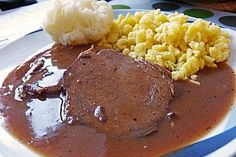 Sächsischer Sauerbraten nach Omas Rezept 1