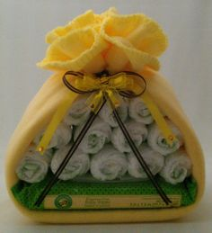 Bumble Bee Baby Stork Bundle by NightOwlBabyBoutique, --centerpieces?