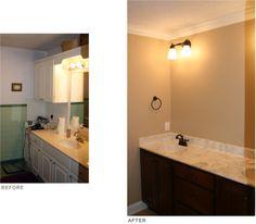 Bath Vanity - Renovation