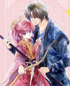 Akatsuki no Yona - Yona & Hak Akatsuki No Yona Zeno, Anime Akatsuki, Me Me Me Anime, Anime Love, Manga Anime, Anime Art, Manhwa Manga, Arte Sailor Moon, Pokemon